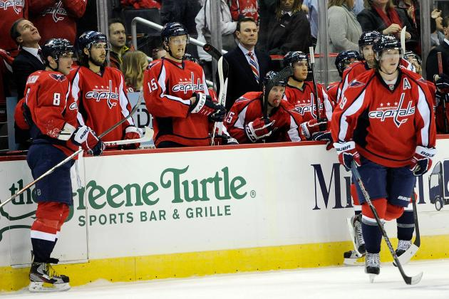 Washington Capitals Would Be Better off Without Alex Ovechkin as Captain