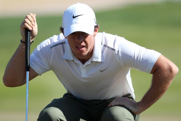 Rory's Putting Coach Not Concerned After Struggle in Abu Dhabi
