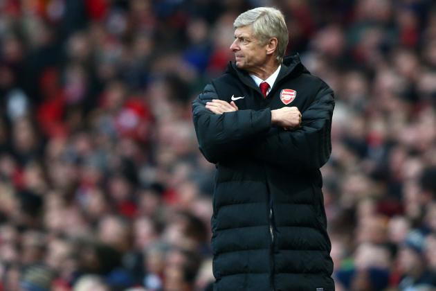 Limit January Transfers: Wenger
