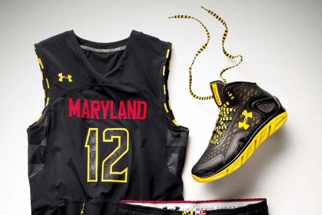 Photos: Terps to Wear 'Black Ops' Uniforms vs. Duke