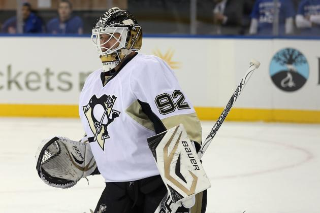 Vokoun to Start Friday, Fleury in Net Sunday