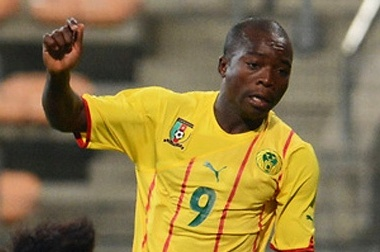 Rapids Land Cameroon International Eloundou in Lottery