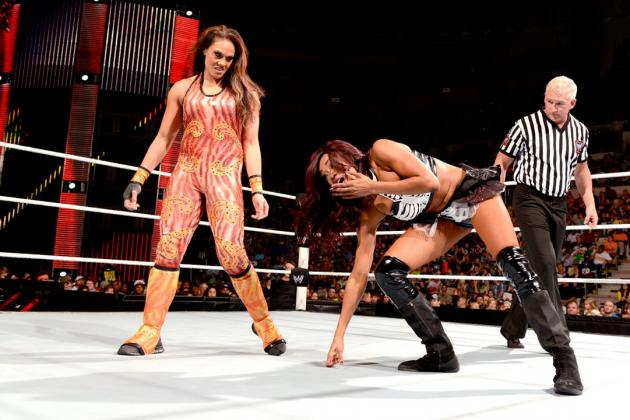 Why Tamina Should Have a Spot in the 2013 WWE Royal Rumble