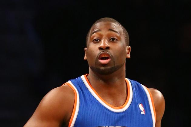Raymond Felton Expected to Return Saturday vs. Sixers