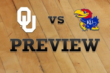 Oklahoma vs. Kansas: Full Game Preview