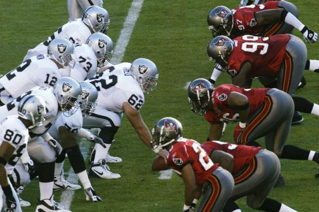 2002 Buccaneers Fire Back at Raiders' Brown