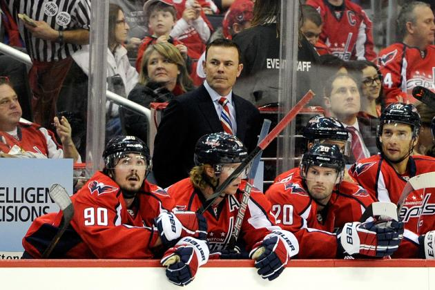 Devils Face Former Coach Adam Oates and Winless Capitals Tonight in Newark
