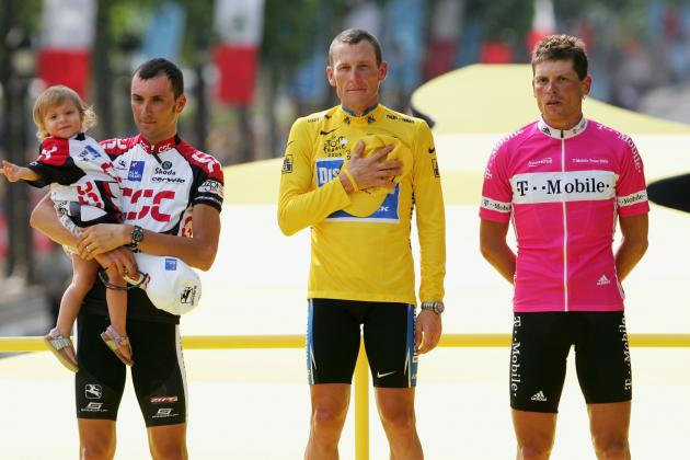 I Forgive Lance Armstrong, Seven-Time Winner of the Tour De France