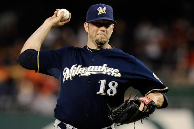 How Good Can the New York Mets Rotation Be If Shaun Marcum Stays Healthy?