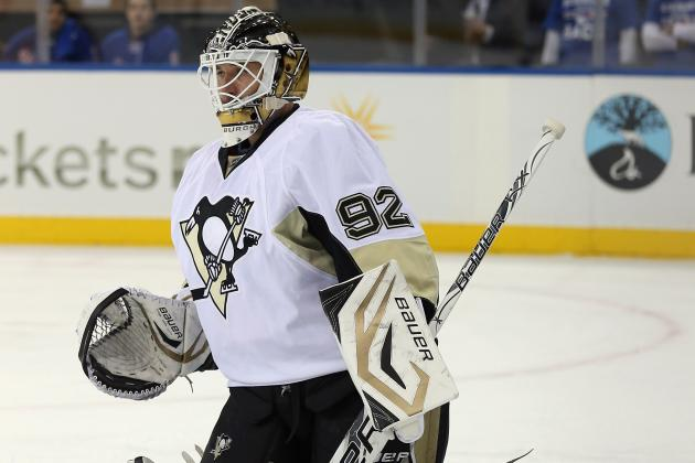 Vokoun to Start Friday, Fleury Gets Nod for Sunday