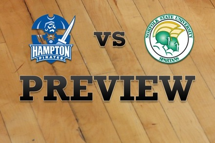 Hampton vs. Norfolk State: Full Game Preview