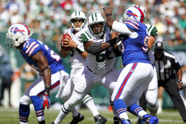 Bills Promise Pressure with 2013 D