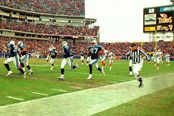 Music City Miracle in