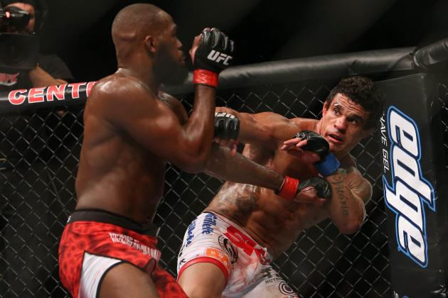 Jon Jones: Chael Sonnen Deserves His Title Shot at UFC 159