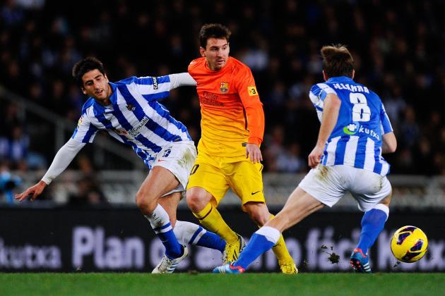 Barcelona vs. Osasuna: How Los Rojillos Can Pull off an Unlikely Upset