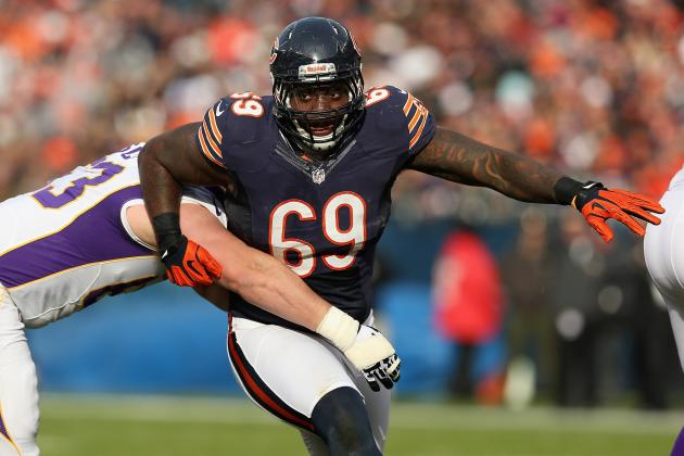 DT Melton Hopeful for New Contract with Bears