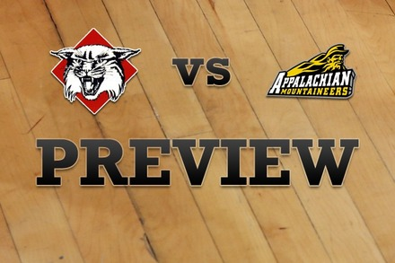 Davidson vs. Appalachian State: Full Game Preview