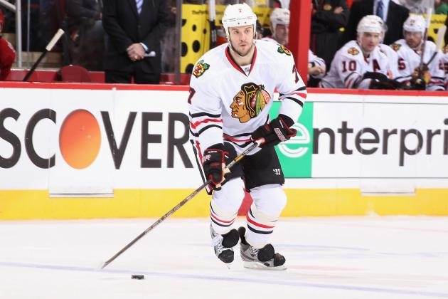 Hawks, Brent Seabrook Are Killin' It