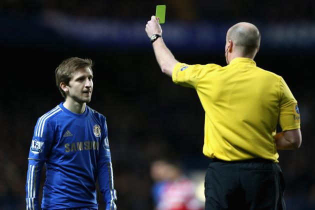 Chelsea Transfer Rumors: Cutting Ties with Marko Marin Is Only Move for Blues