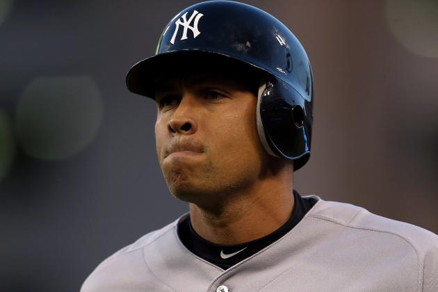 Yankees GM: There's a 'Chance' a-Rod Could Miss 2013Season