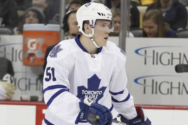 Leafs Send D Gardiner Down to Marlies