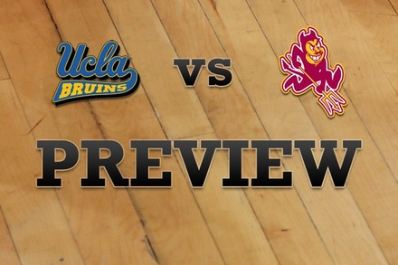 UCLA vs. Arizona State: Full Game Preview