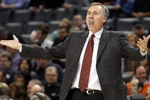 Lakers Not Considering Dismissing Mike D'Antoni