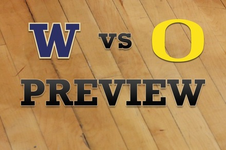 Washington vs. Oregon: Full Game Preview