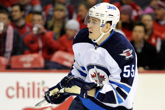 Wellwood In, Scheifele out of Lineup for Jets