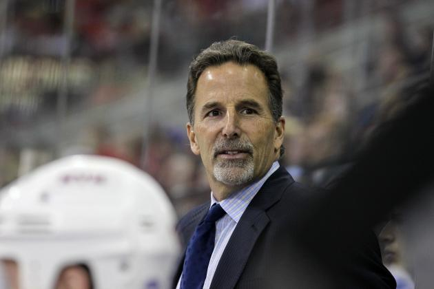 "Tortorella Blasts ""stupid Question"" About Rangers Being in Shape"