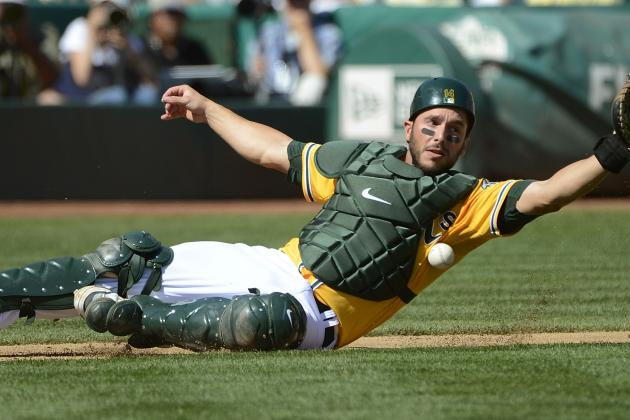 Royals Claim Catcher George Kottaras off Waivers from the Athletics