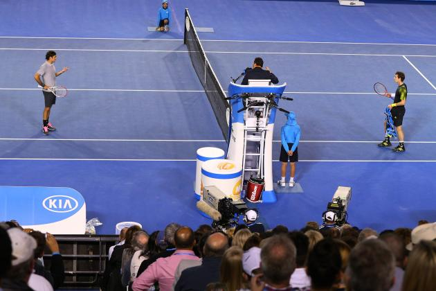 Australian Open: Marathon Semifinal Will Work in Andy Murray's Favour