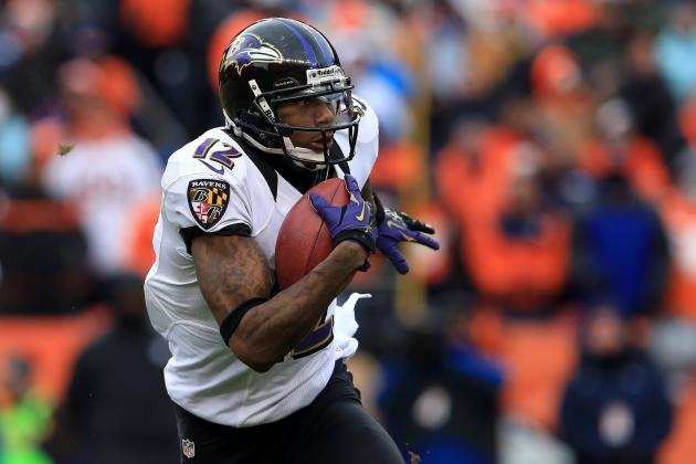 Super Bowl 2013: Jacoby Jones Is Biggest X-Factor for Baltimore Ravens in XLVII