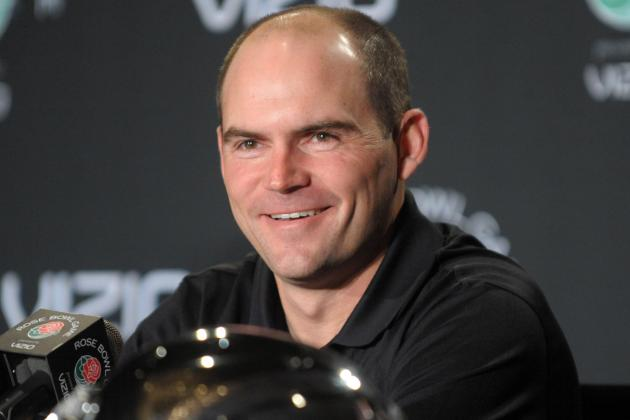 Q&A Oregon's Mark Helfrich