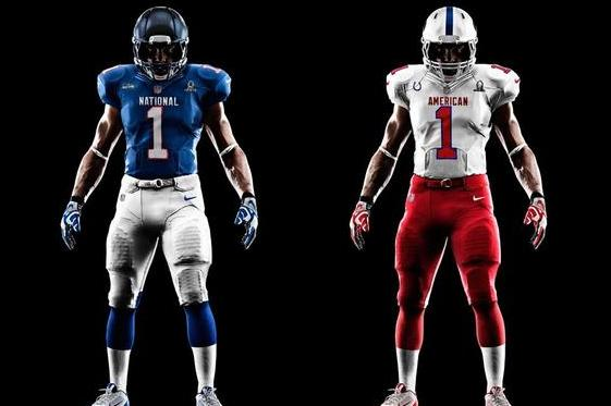 Check Out This Year's Pro Bowl Unis
