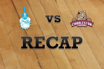 Citadel vs. Charleston: Recap and Stats