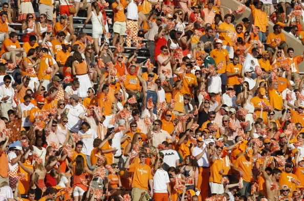 UT Tells Students Not to Paint Rock to Welcome Recruits