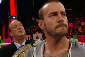 CM Punk Must Defeat the Rock at the WWE Royal Rumble