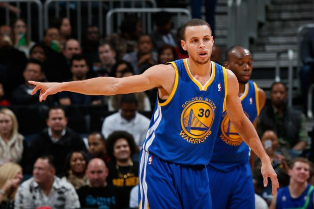 NBA All-Star Snubs: Why Stephen Curry Got a Raw Deal