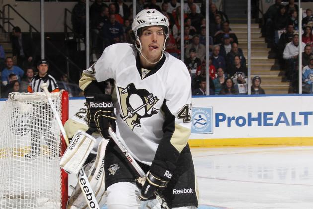 Penguins Remove Despres from Blue Line