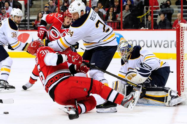'Canes Go for Home-and-Home Sweep of Sabres