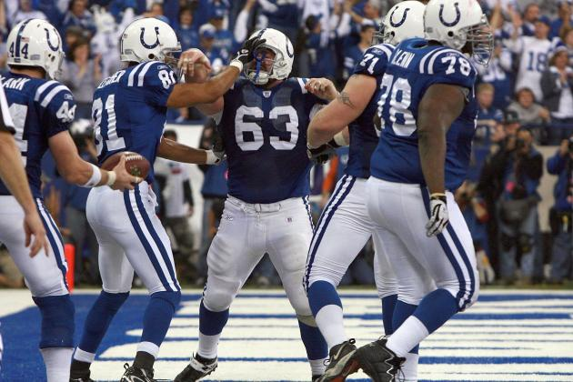 Longtime Indianapolis Colt Jeff Saturday Announces Retirement