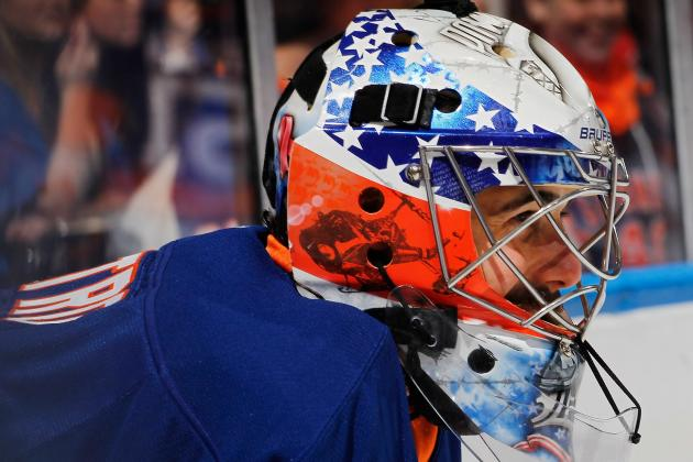 Islanders's Rick DiPietro Gets Start Against Bruins