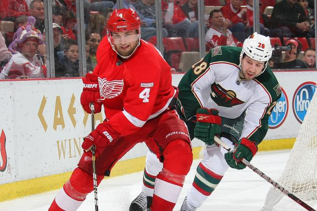 Wild-Red Wings Preview