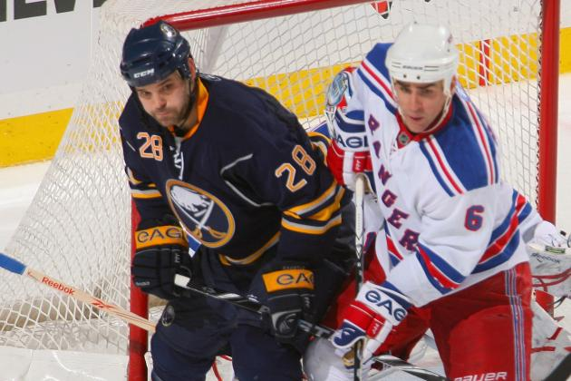 Wade Redden Steps Back in NHL with St. Louis Blues