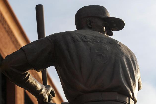St. Louis Blues Will Wear Stan Musial Commemorative Jerseys