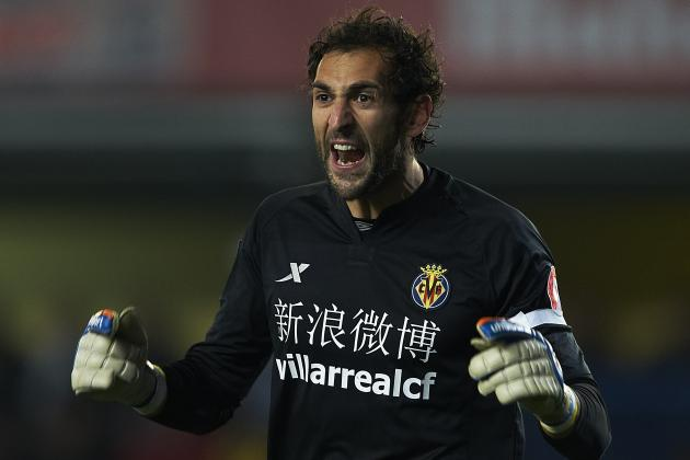 Real Madrid Sign Sevilla's Diego Lopez as Iker Casillas' Replacement