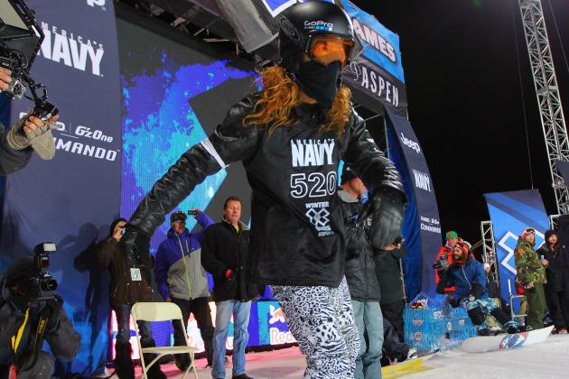 Shaun White Will Steal the Show with Slopestyle Win