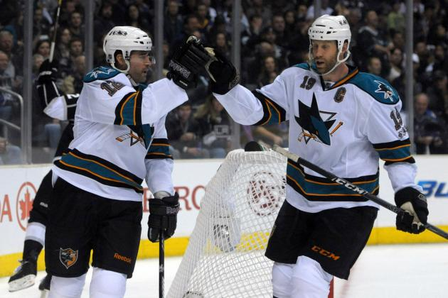 Does a Hot Start to 2013 NHL Season Prove San Jose Sharks Are Legit Contenders?