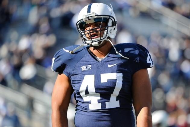 PSU's Jordan Hill on Draft Stock: 'I'll Give You Some Bang for Your Buck'